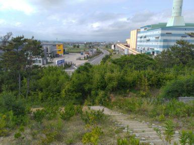 浜松市沿岸防波堤